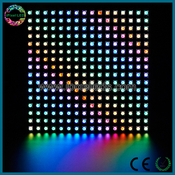high power magic 10mm 16x16 ws2812b rgb smd 5050 pixel led pannel