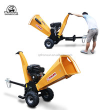 Europe standard CE EPA certificate new condition Honda gas engine industrial large wood chipper(ce approved)