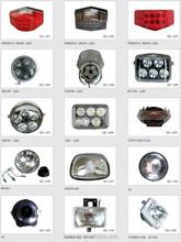 Hot Sale Good quality motorcycle LED headlight taillight CG125/CGL125/GN125/BAJAJ/......