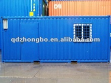 living shipping prefab steel container home for sale