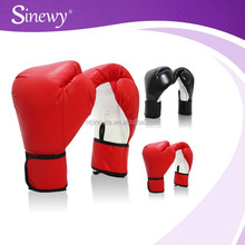 Hot sell Design custom logo leather twins boxing gloves for crossfit