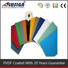 Alusign good-looking decorative acp materials aluminum recycling