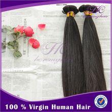 Grade 7a virgin hair vietnam human weft hair