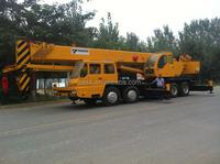 65ton used hydraulic Tadano GT-650E mobile / truck crane for sale in Shanghai
