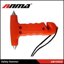Car life hammer / safety hammer for emergency