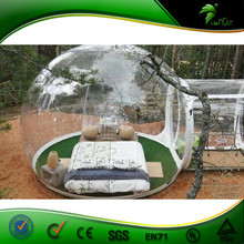 Outdoor Champing Bubble Tent Clear Inflatable Lawn Tent