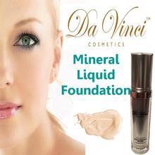 Mineral líquido fundación- Base De Líquido Hecho De Minerales - 500% De Ganacia