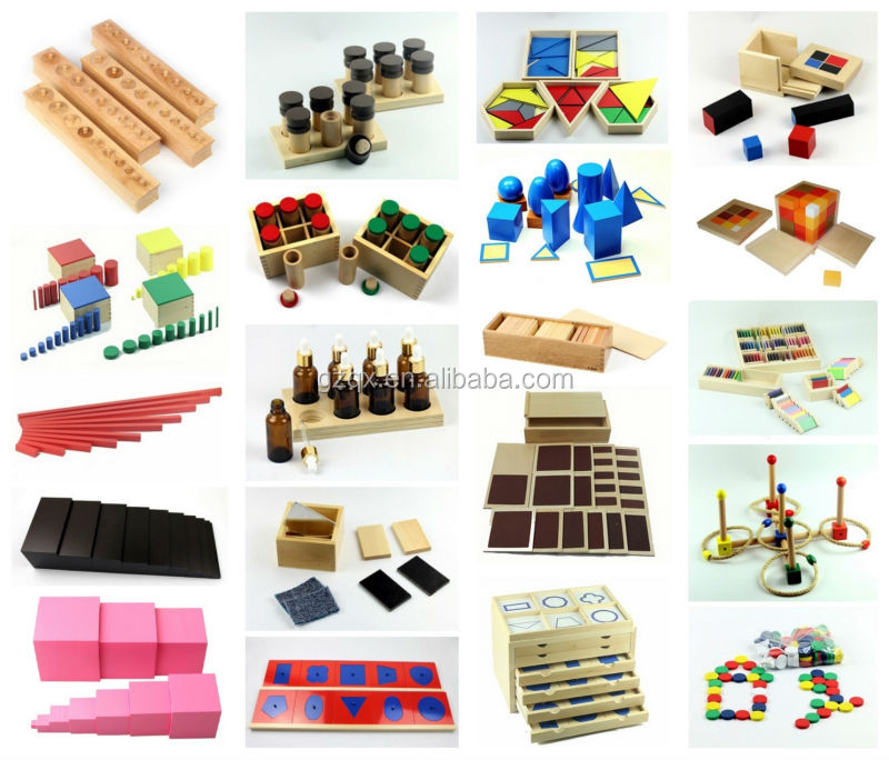 Educational Toys Nursery : Great fun chinese montessori materials nursery teacher