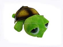 Big Eyes Musical Baby Green Turtle 4 musics 4 songs plush christmas toys