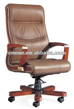 Office chairs wood bases