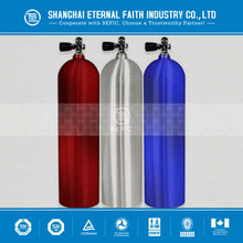 High Quality Oxygen Gas Bottle Underwater Diving Cylinder For Clean Air