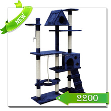 New arrival Cat Tree cat furniture pet toys with high quality/indoor cat toys