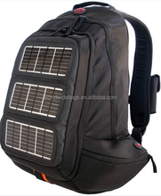 Backpack Portable Solar Charger for Tablets and Phones for DSLR batteries Apple Sony Toshiba Asus Samsun