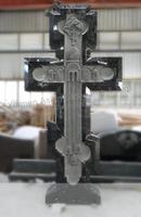 beautiful black Cross grante monument granite celtic cross monument celtic cross headstones monument