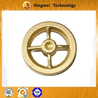 OEM investment brass forging gearing