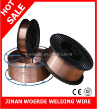 Copper Coated Mig Welding Wire 1.2mm/Micro Wire for Welding 0.8mm/1.0mm/1.2mm/1.6mm