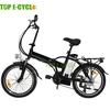 TOP E-cycle cheap electric folding e-bike folding bicycle