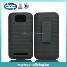 Custom pc combo holster case for Blu D610A/studio 5.5 alibaba wholesale