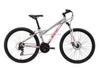 """26""""aluminum alloy man's bicycle mountain bike frame steel and the bicycle price cheap"""
