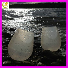 2015 New transparent sandy beach outdoors silicone wine soft drink glasses,silicone wine soft drink cups for outdoors, beach