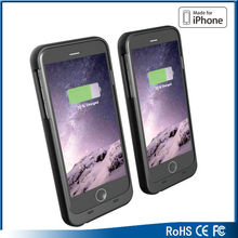 Extended backup MFi battery case for iPhone 5 6 battery case