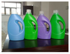 Wholesale 3L plastic laundry detergent bottles