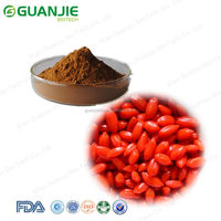 High Quality ISO QS HALAL Organic Certification Goji Berry Extract