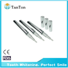 35%cp metal teeth whitening pen with nice retail box