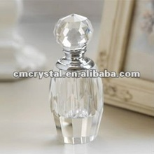 2015 wholesale elegant fashion new style crystal wedding favors gifts perfume bottle