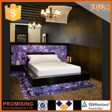 2015 hot sell Professional translucent agate countertop