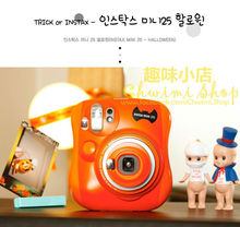 Fuji film Instax mini Camera instant Polaroid mini 25s Halloween Limited edition