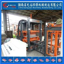 Precast Concrete Hollow Core Slab hydraulic automatic concrete block making machine