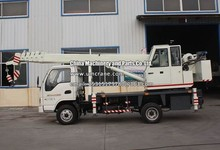 foton truck crane, truck mounted crane, truck with crane 10 ton
