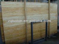 2013 new marble travertine stone, yellow travertine, natural travertine slabs low price on sale