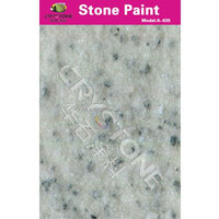 CRYSTONE A-035 spray use house coatings real stone granite effect paint for outdoor