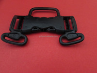 """fashion CK253 1""""(25mm) plastic 5-way side release buckle/baby carrier quick release buckle"""