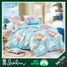 Summer selling bedding four sets/bed sheet designs/wholesale home accessories Thailand