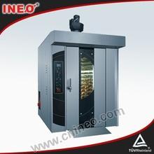 Commerciale automatico a gas da forno pane da forno elettrico forno/panificio forni a carrello rotativo per la vendita