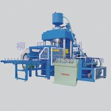 Easy operation hydraulic paving building block machine LS-4000