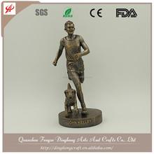 Fairy Figures, Resin Figurine , Garden Angel Imitation Bronze Statue