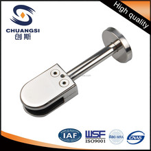 Mirror glass clamp stainless steel hanging glass clamp 802A