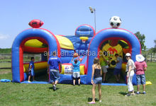 TRIPLE PLAY SPORTS ZONE/New sports game/Rugby football basketball