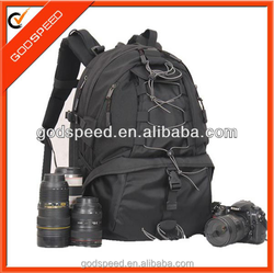 cheap promotion cute dslr Godspee camera bag for ,professional photographer with a special pocket for laptop SY603