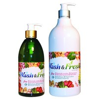 Wash & Fresh (100% Nature Made) Natural Food Cleansing / Naturally Increasing Freshness & Preservation / Unique Benefit