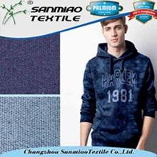 Changzhou bonne qualité peigné tissu de coton de maille