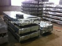 Corrugated Galvanized steel metal roofing sheet