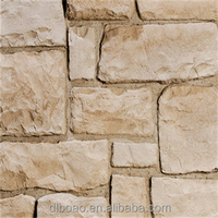 Polyurethane faux stone panel