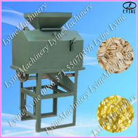automatic stainless steel rice flake machine