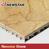 Composite marble tiles
