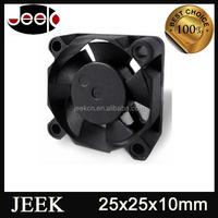 25*10mm mini micro cooling fan waterproof ip55 ip67 ip68 cooling fan /12v dc fan specification